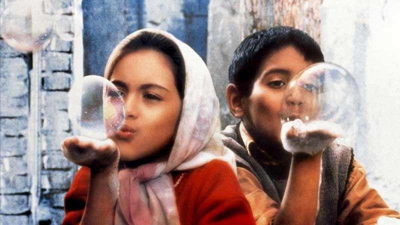نتیجه تصویری برای بچه های اسمان مجید مجیدی