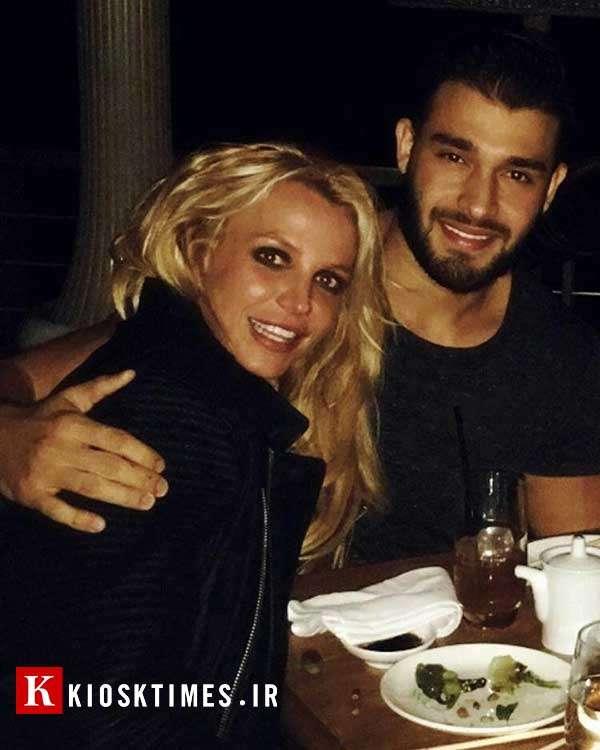 بریتنی اسپیرز و دوستپسر ایرانی اش