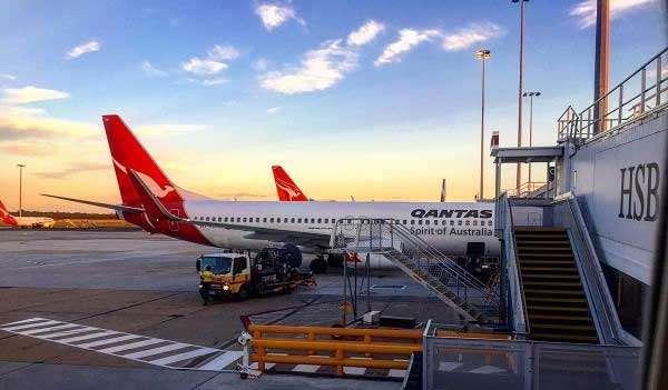 شرکت هواپیمایی کانتاس